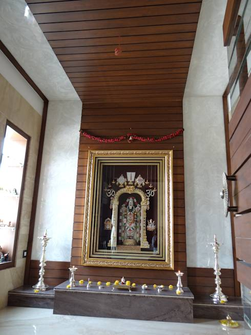 Puja Room Design: 7 Sacred Puja Room Designs