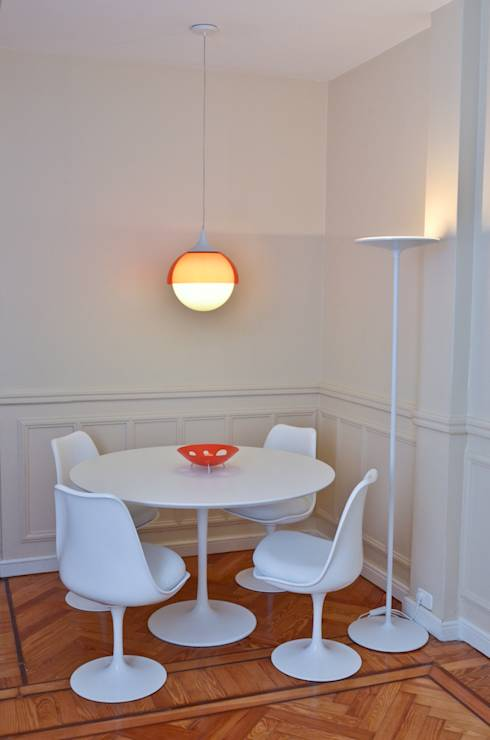 Modern dining room ideas for Q significa dining room