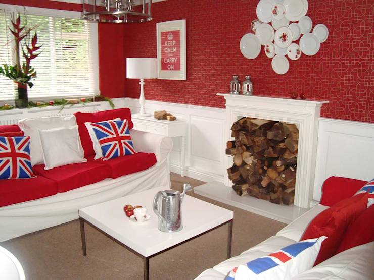 Home furnishings for 60 minute makeover living room ideas