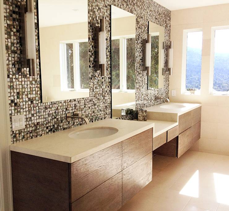 Bagno Moderno In Mosaico ~ comorg.net for .