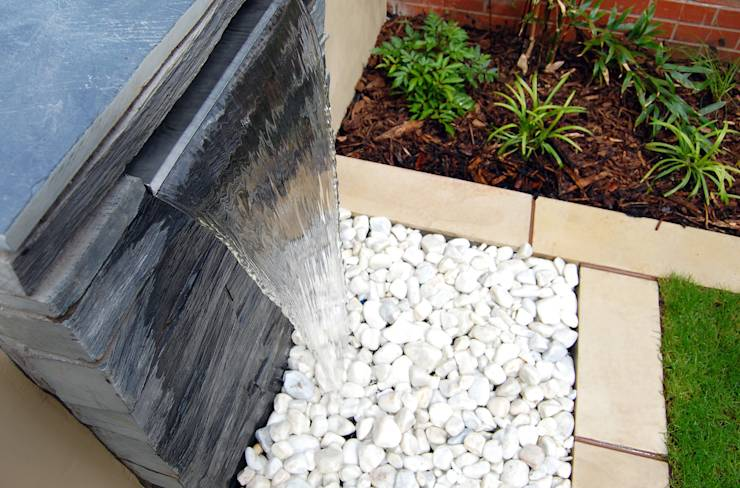 Fontaines ext rieur style moderne for Fontaine exterieur design
