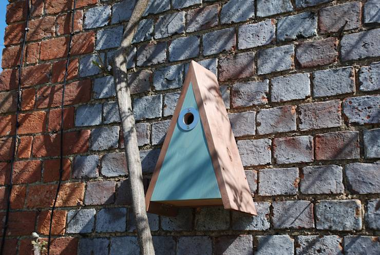 Prism Nest Box: Modern Garden  by Hen and Hammock
