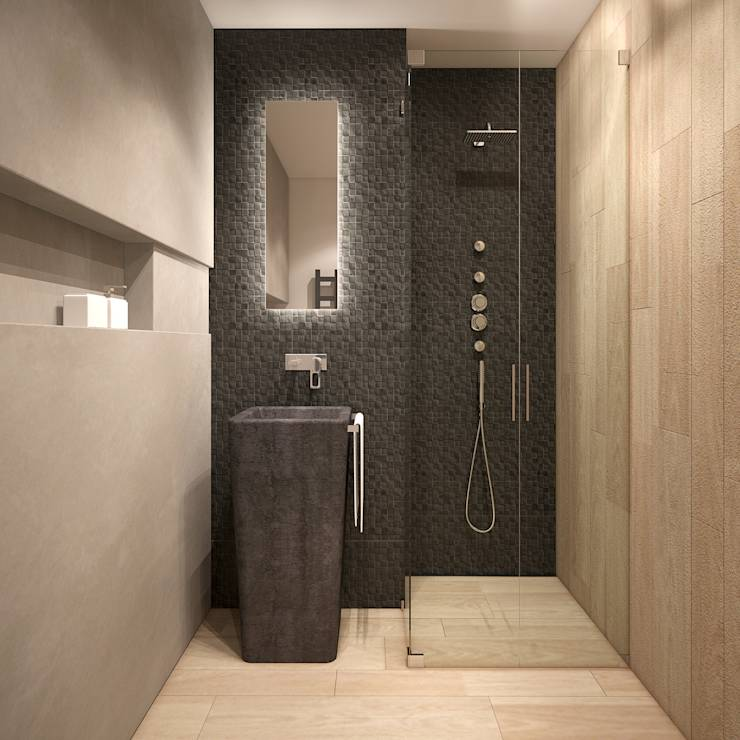 Genuinely tiny bathrooms with great ideas you can copy