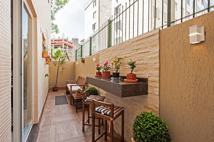 Top 5 patios peque os jard n perfecto materiales for Jardines pequenos y baratos