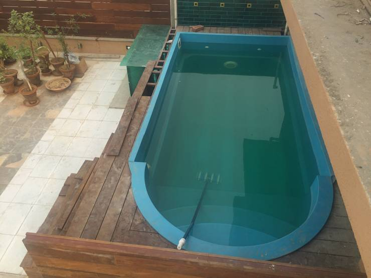 15 Amazing Small Pools That Fit In Any House