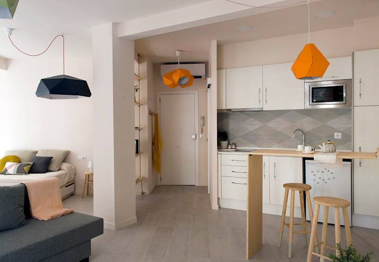 A creative apartment to inspire you