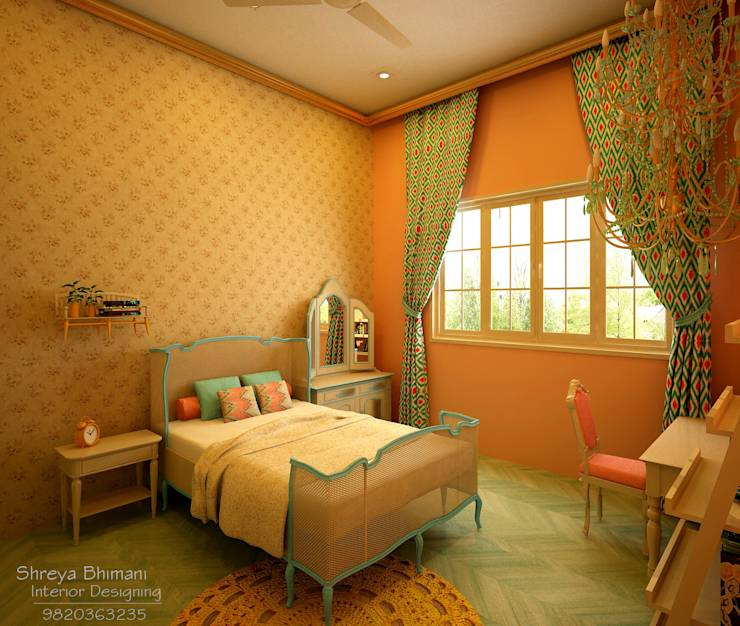 8 bedroom ideas for a newlywed Indian couple