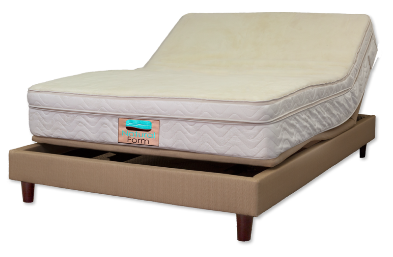 Natural Form Mattress for Back Pain
