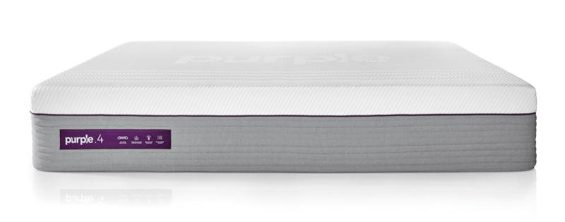 Purple mattress for back pain