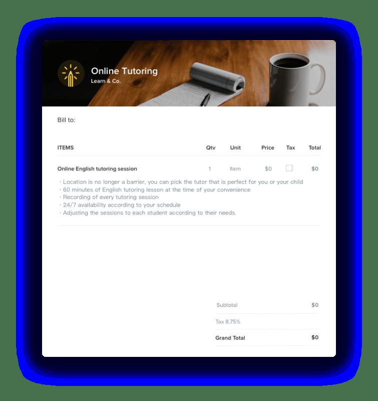 Invoice Generator