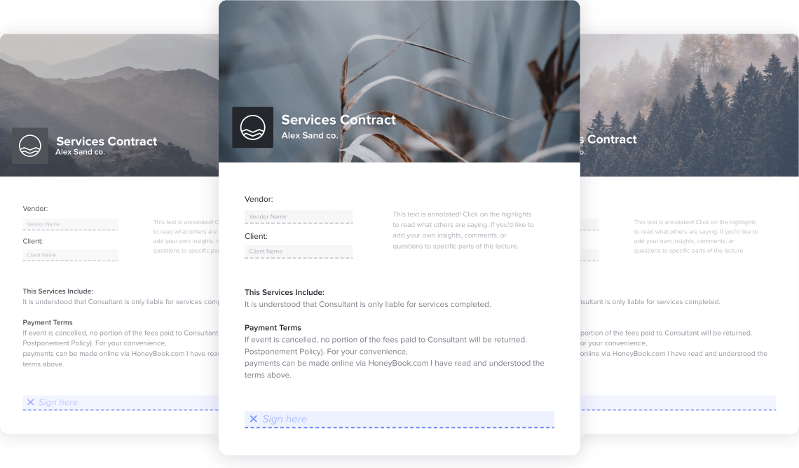 The Best Freelance & Consulting Contract Template Collection