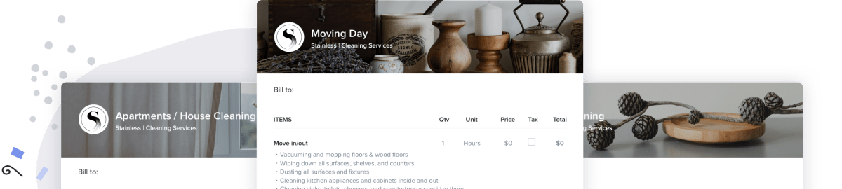The Best Free Invoice Templates for Cleaning Businesses