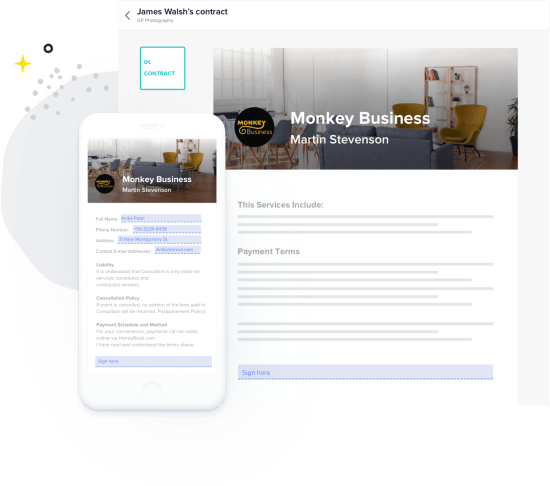 Online contracts that get signed fast