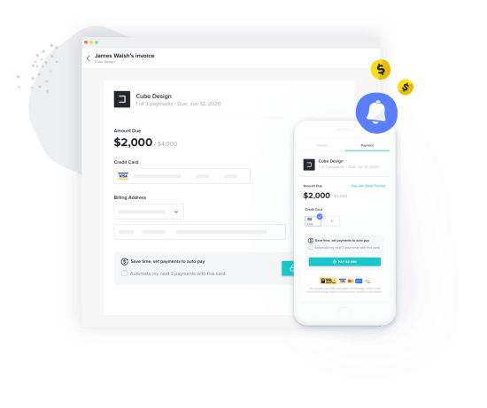 Payment reminders that get you paid on time