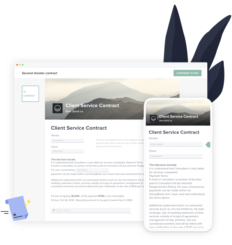 Protect Your Business with a Freelance Contract Template