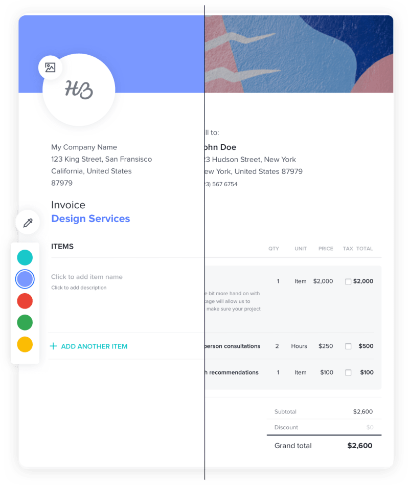 Why Do Designers Need Online Invoices?