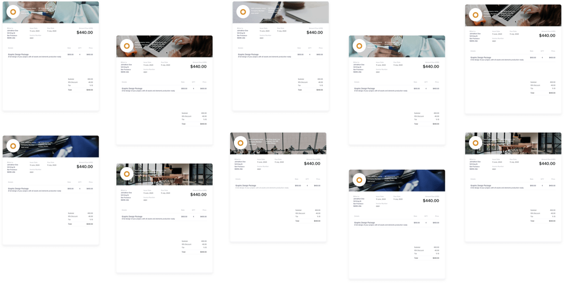 7 Types of Invoices for Business Consultants