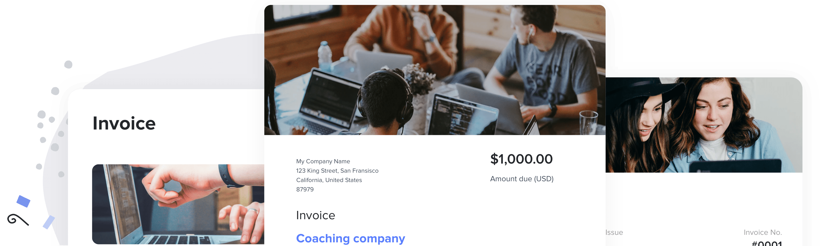 The Best Free Invoice Templates for Coaches
