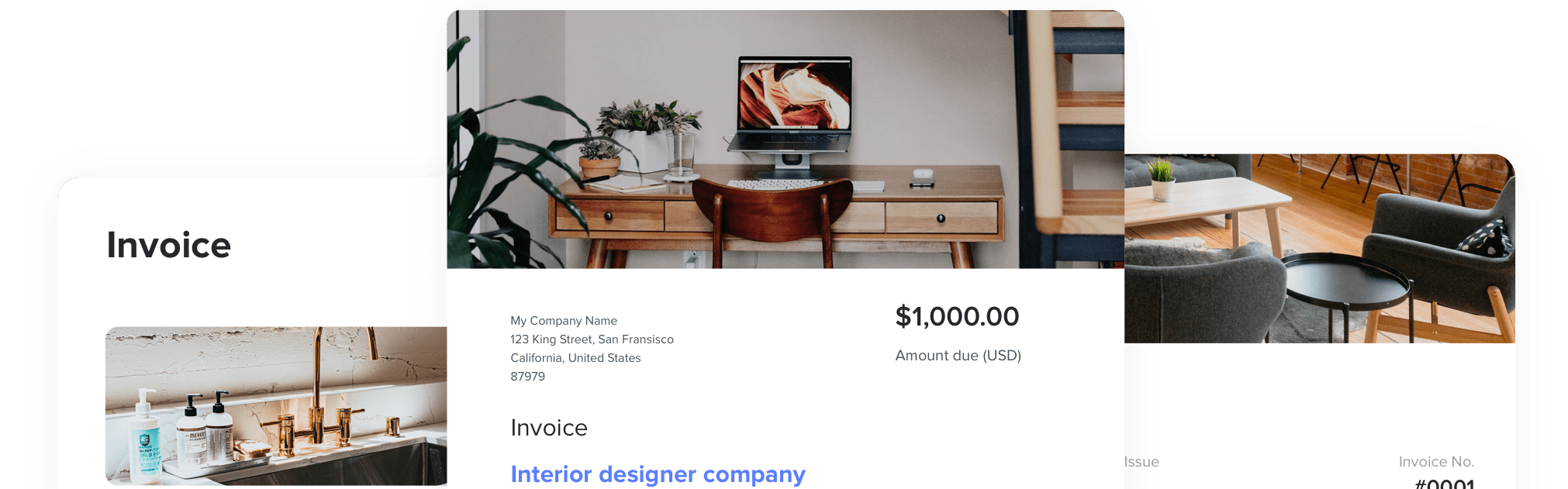 The Best Free Invoice Templates for Interior Designers