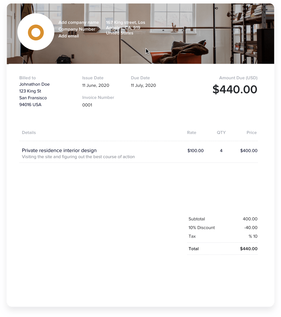 How to Customize Your Invoice Template Like a Pro