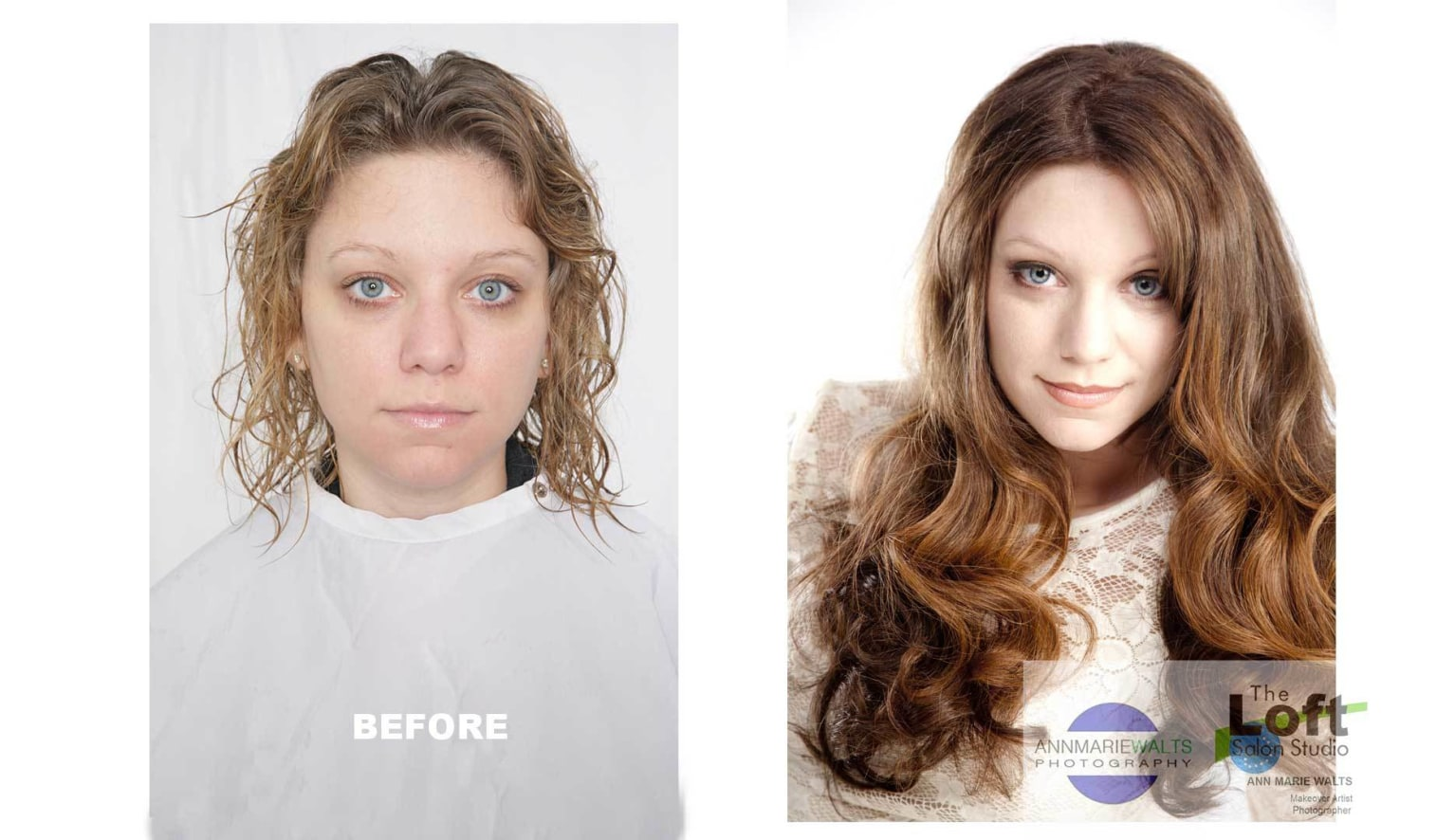 Hair Extension Makeover By Am Walts Honeybook