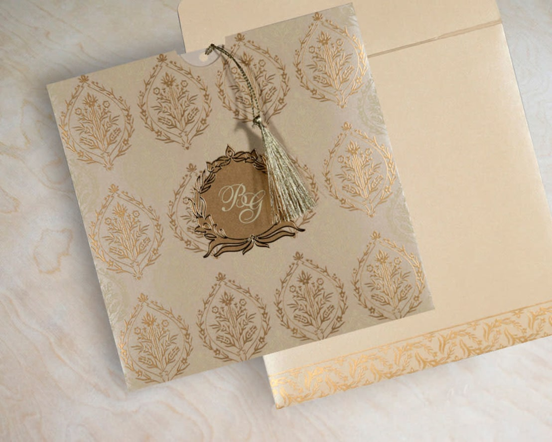 Foil Stamped Wedding Invitations | HoneyBook