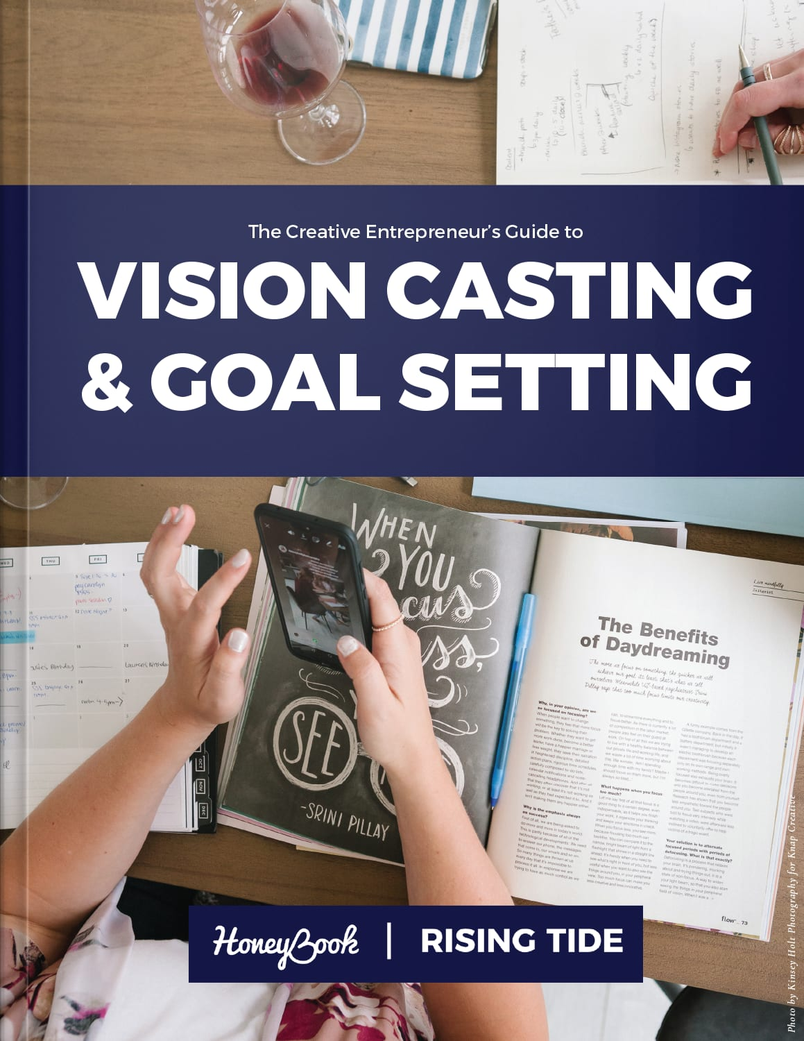 Business Goal Setting & Vision Casting – The Ultimate Guide