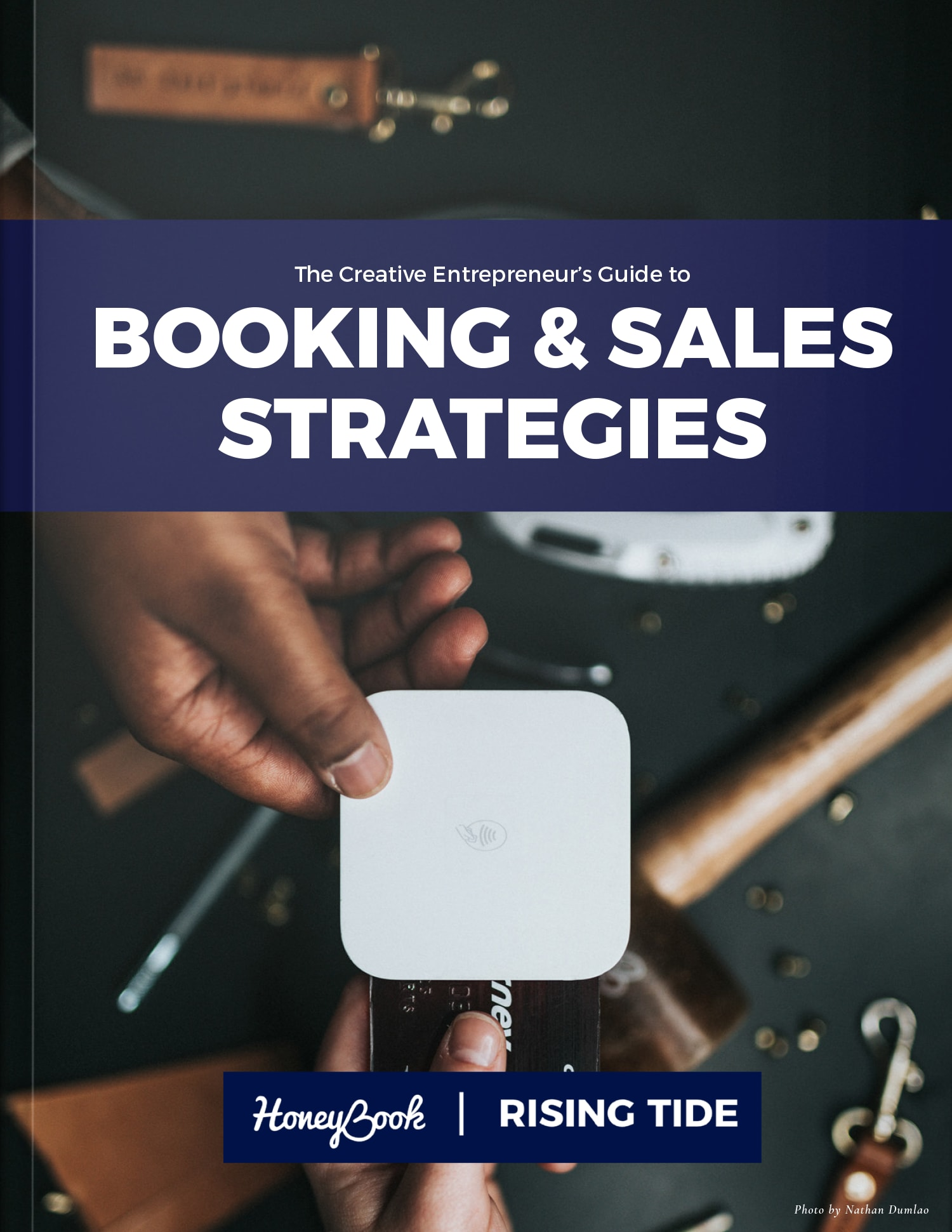small business sales and booking strategies free content guide