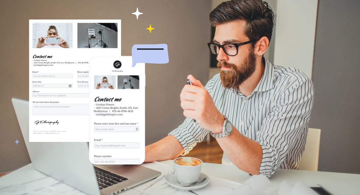 Contact Form Mistakes & How To Fix Them