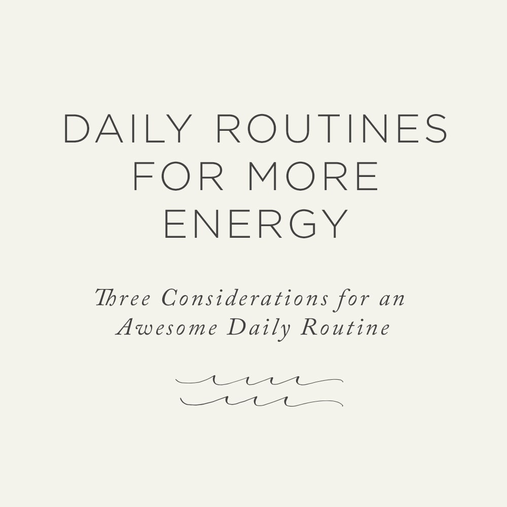 Tips for Creatives to increase productivity through routines   Rising Tide Society