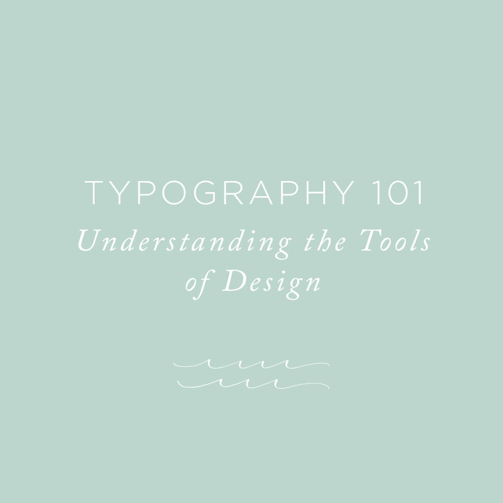 Typography: Understanding Tracking, Leading, Kearning and the Character Palette in Photoshop   Via the Rising Tide Society