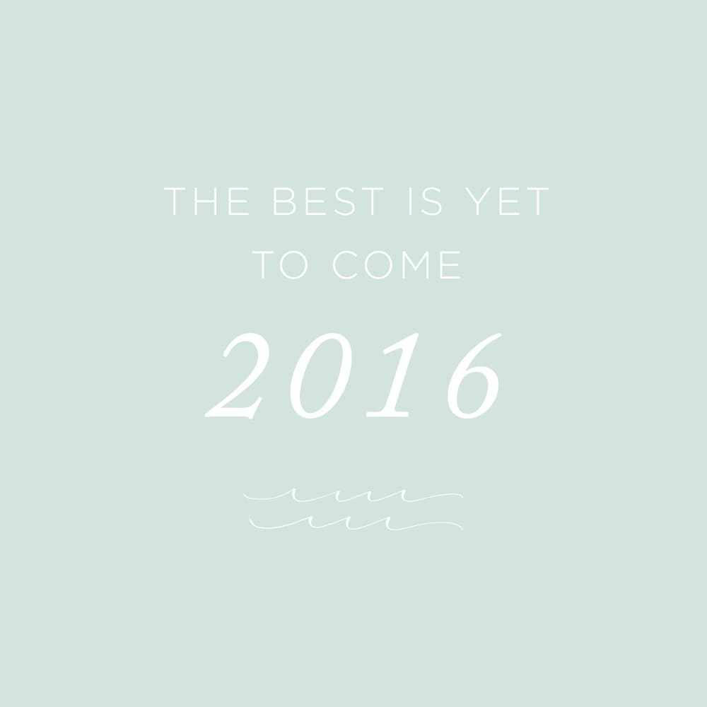 2016 RTS Updates for the New Year
