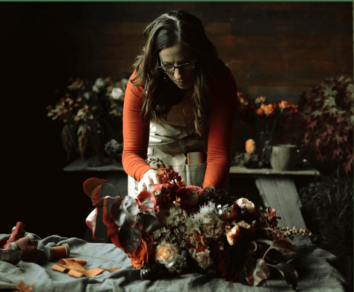 HoneyBook Member Spotlight: Mandy Ogaz, Floral Designer