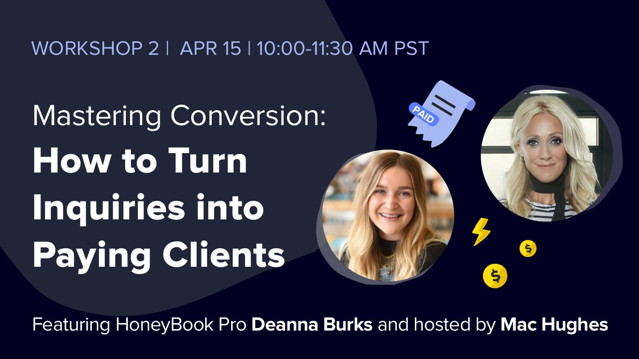 Mastering Conversion with Your Client Experience