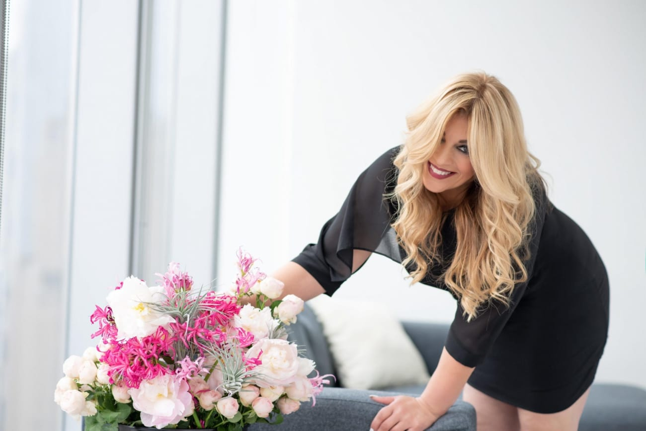 Luxury Florist Dalel Snider Shares 8 Growth Lessons That Helped Her 10X Her Client Base