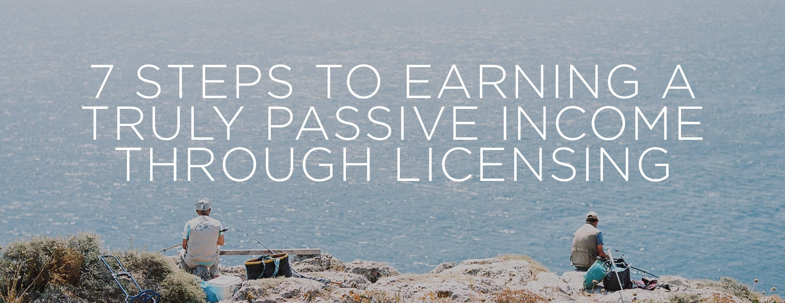 Earn Passive Income through Licensing | via the Rising Tide Society