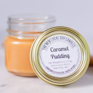 Click to shop The New Local Soy Candles & Wax Melts