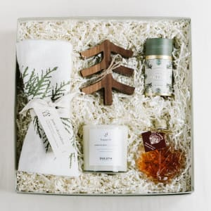 Click to shop White Spruce Market