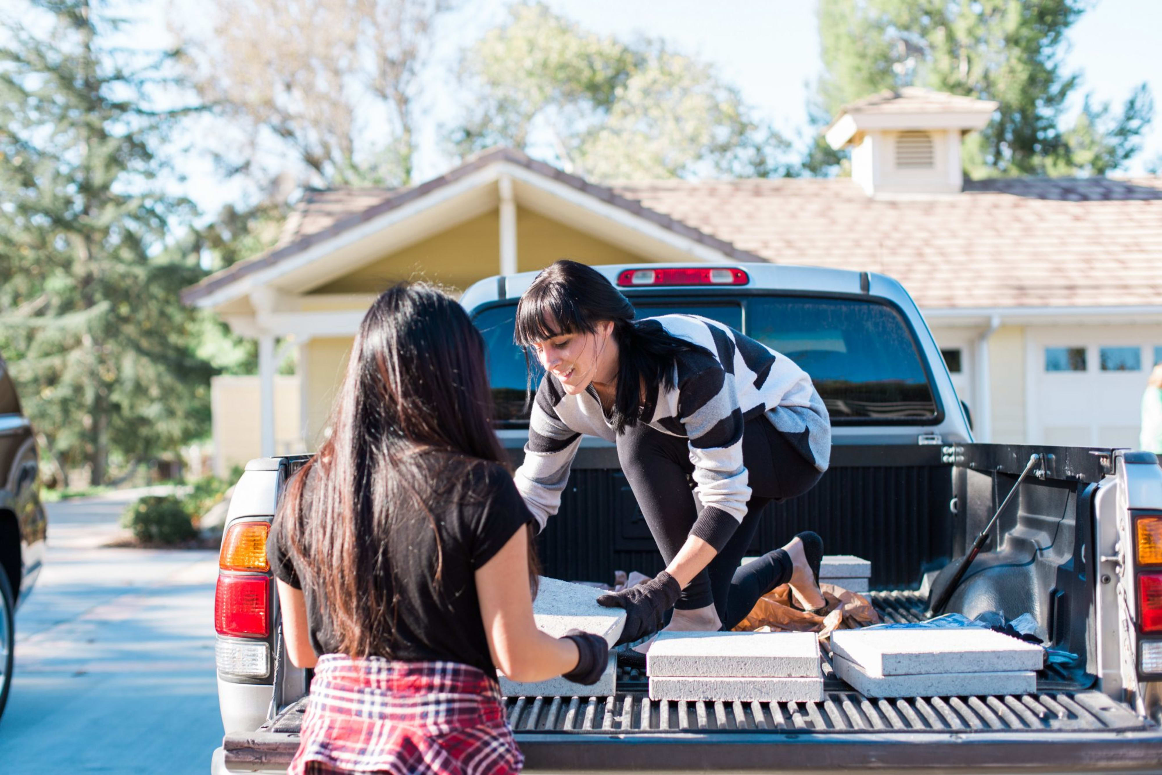 Our Temecula Valley, CA group helped fix up Jacob's House. Photos by Jenna Joseph Photography.