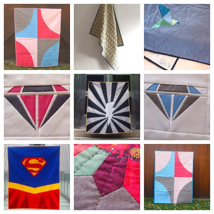 Quilts for Refugees | via the Rising Tide Society