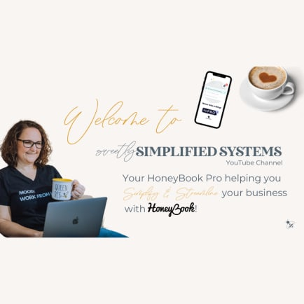 Our YouTube ChannelRewatch the HoneyBook | Rising Tide Webinars