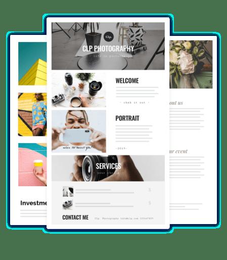 honeybook brochure templates