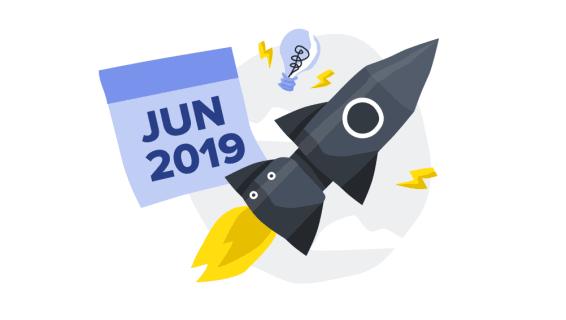 HoneyBook June 2019 release notes