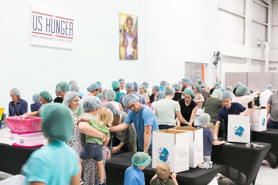 TuesdaysTogether Orlando Feeding Children Everywhere | via the Rising Tide Society