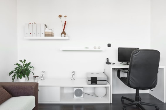 Ready to quit your full-time job and work from your home office?