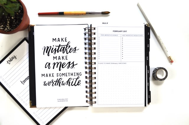 The Rule the World Planner is perfect for the Creative Entrepreneur ready to take over in the new year!