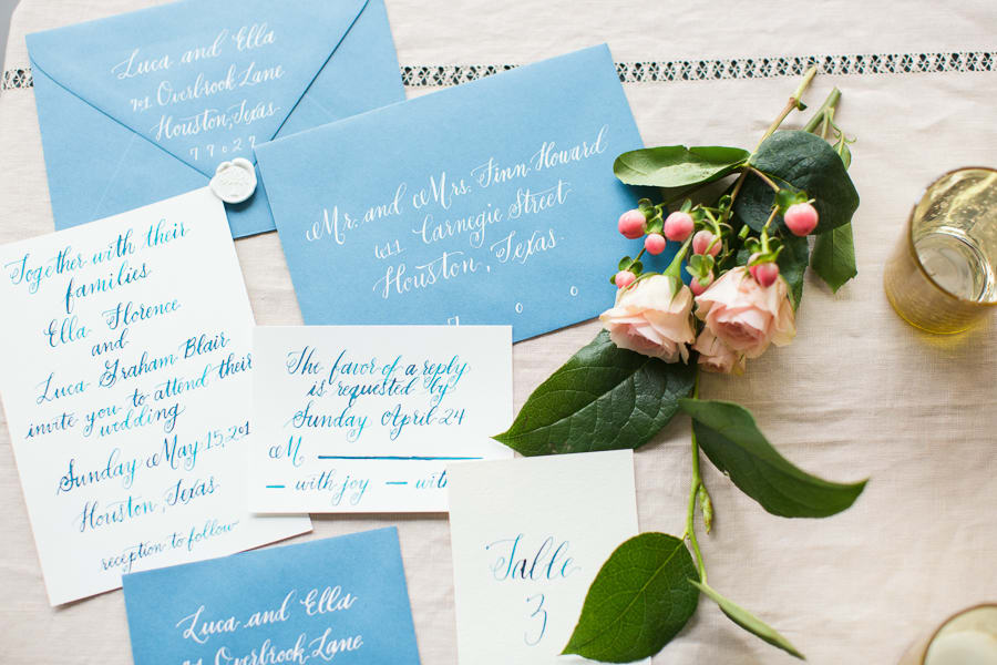 Houston Tuesday Together (Rising Tide Society) Pantone Colors Styled Shoot