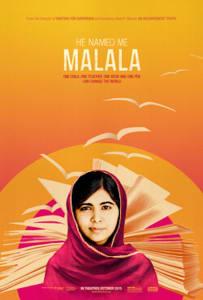 he named me malala film poster