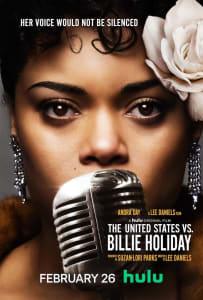 united states vs. billie holiday film poster
