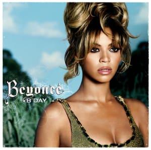 beyonce album b'day